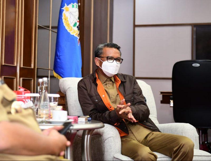 Gubernur Sulsel, HM Nurdin Abdullah. (IST)