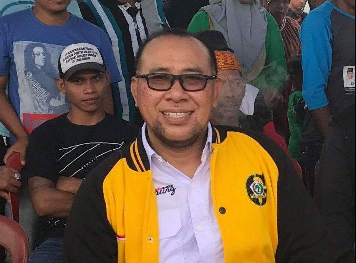 Plt Ketua DPD II Golkar Bulukumba, Nirwan Arifuddin. (foto;facebook)