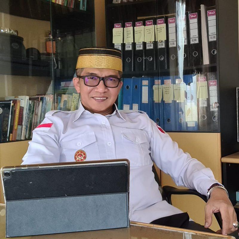 Ketua Bawaslu Kabupaten Tanah Bumbu, Kalimantan Selatan, Kamiluddin Malewa