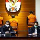 KPK tetapkan Gubernur Sulsel, Nurdin Abdullah sebagai tersangka.