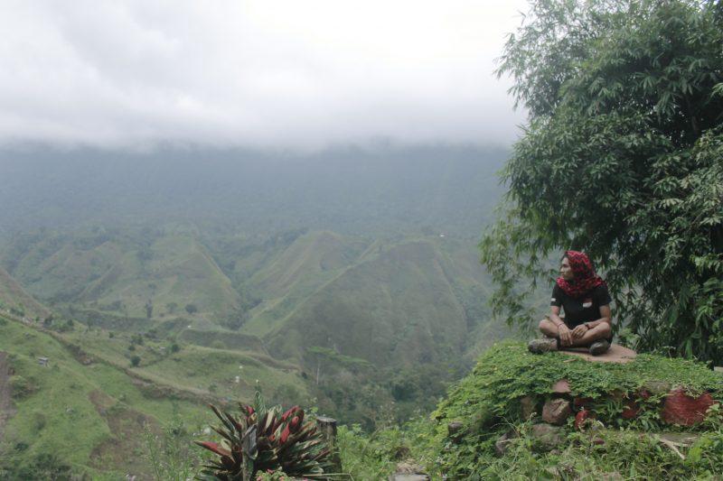 Sepenggal keindahan Desa Kahayya. (IST)