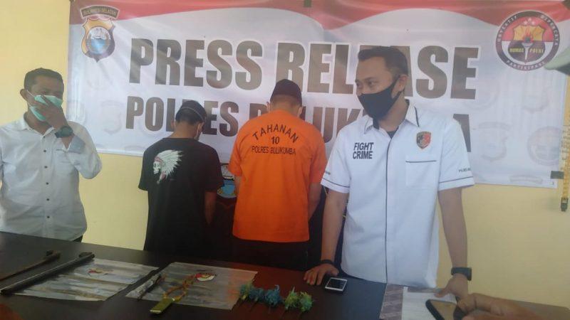 Kasat Reskrim Bulukumba, AKP Bayu Wicaksono. (foto: NDA)