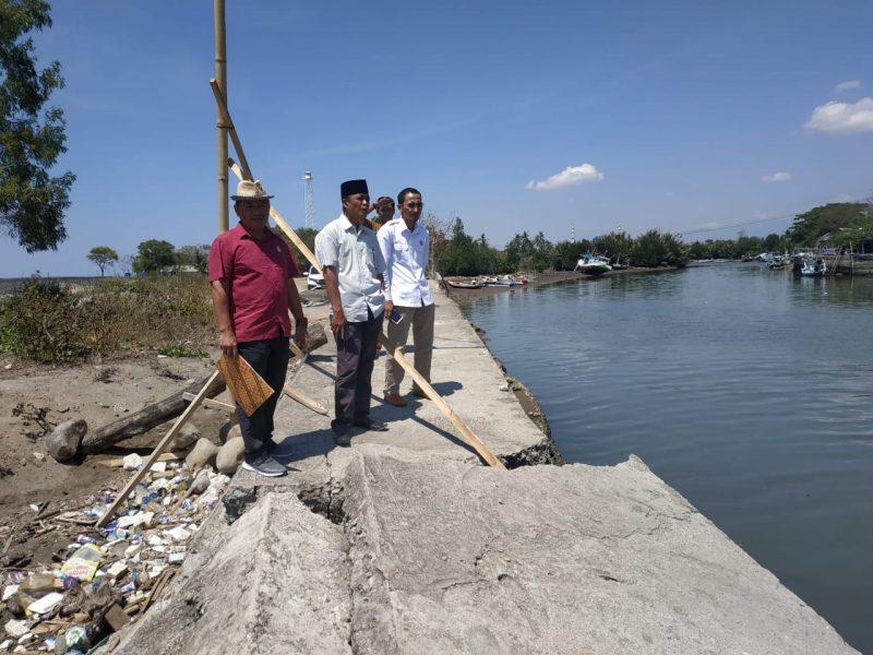 Anggota DPRD Bulukumba pantau Jembatan Bialo