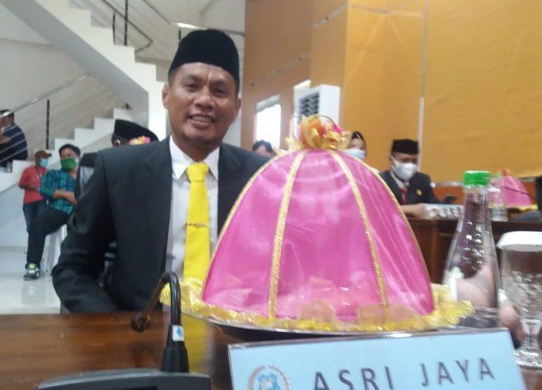 Anggota DPRD Bulukumba, Asri Jaya.