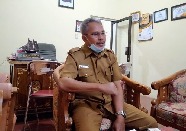 Kepala Dinas Pariwisata Bulukumba, Muh Ali Saleng. (IST)