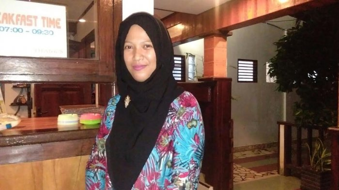 Ketua PHRI Bulukumba, Andi Purnama Nur Indah.