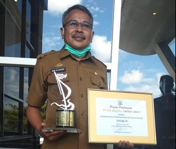 Kepala Dinas Pariwisata Bulukumba, Ali Saleng