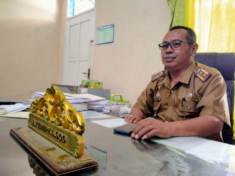 Sekretaris DLHK Bulukumba, Andi Ridwan