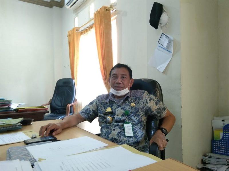 Asisten II Administrasi Pembangunan Pemkab Bulukumba, Djunaidi Abdillah