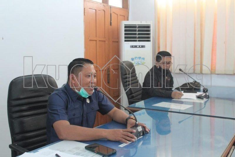 Ketua F-PKB Bulukumba, Fahidin HDK
