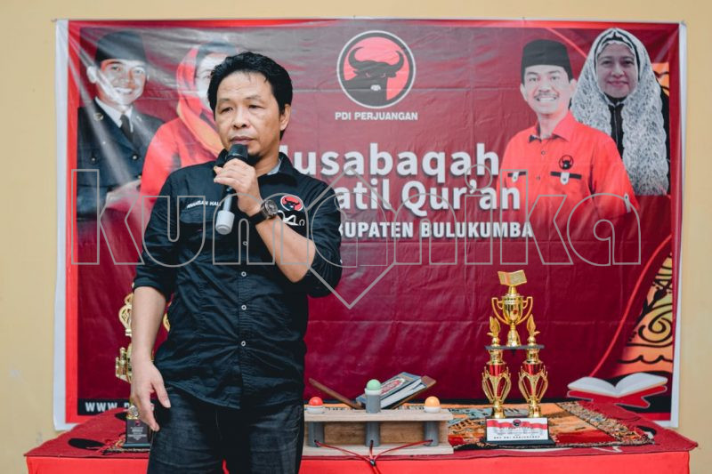 Ketua Panitia Pelaksana MTQ PDIP Bulukumba, Hamzah