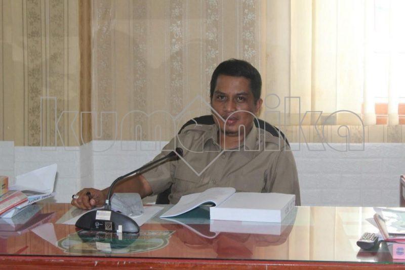 Legislator Gerinda, Ahmad Saiful