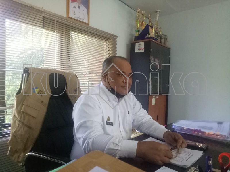 Plt Direktur RSUD Sulthan Dg Radja Bulukumba, dr Rizal Dappi