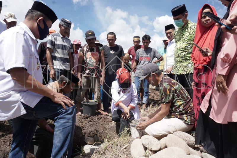Rahmatullah/Pembangunan Masjid oleh DMI Bulukumba