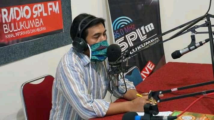Ketua BAZNAS Bulukumba, Ustaz Yusuf Sandi.