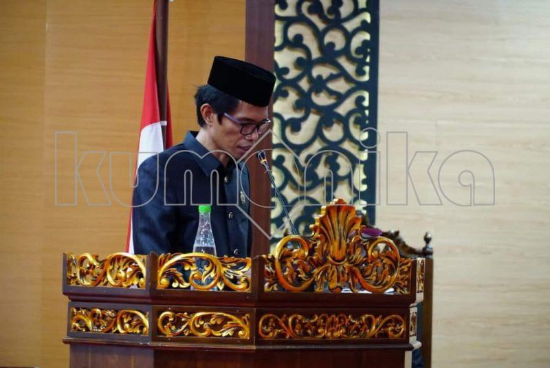 Legislator Gerindra, Abdul Hakim