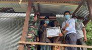 PLN ULP Barru dan DD Sulsel Salurkan Listrik Gratis untuk Keluarga Pra Sejahtera