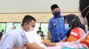 Bangun Ruang Praktik, SMK 5 Banteng Target Tingkatkan Kualitas Hasil Didik