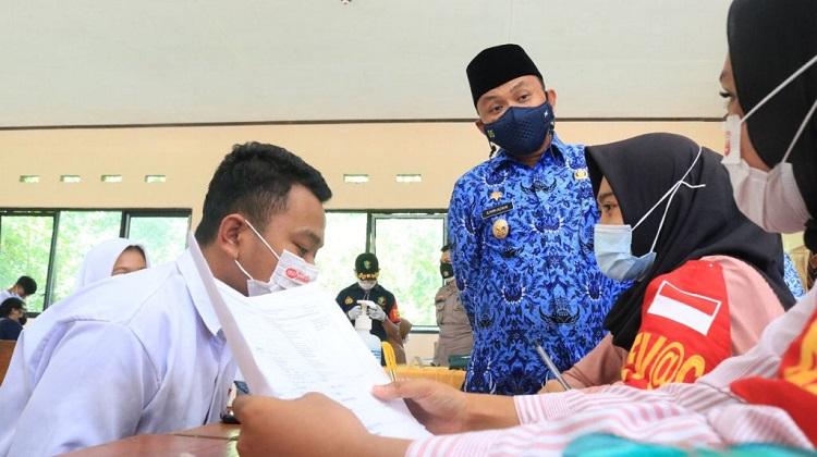 Bangun Ruang Praktik, SMK 5 Banteng Target Tingkatkan Kualitas Hasil Didik. Foto: Dokumentasi Istimewa