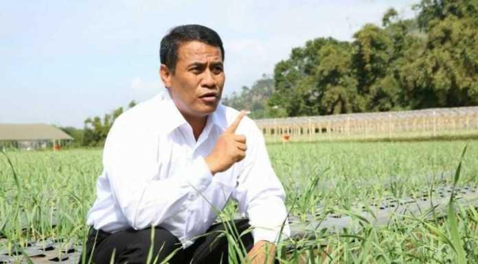 A. Amran Sulaiman jadi Cawapres Potensial dari Timur dalam Survei INDex Indonesia (Int)