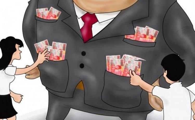 Ilustrasi jual beli jabatan. Foto: Diunduh dari law-justice.co