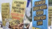 10 Tuntutan FPR Bantaeng dalam Unjuk Rasa Peringatan Hari Tani 2021