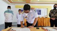 Wabup Edy Manaf Apresiasi Penyepakatan Unit Piloting Program Madani