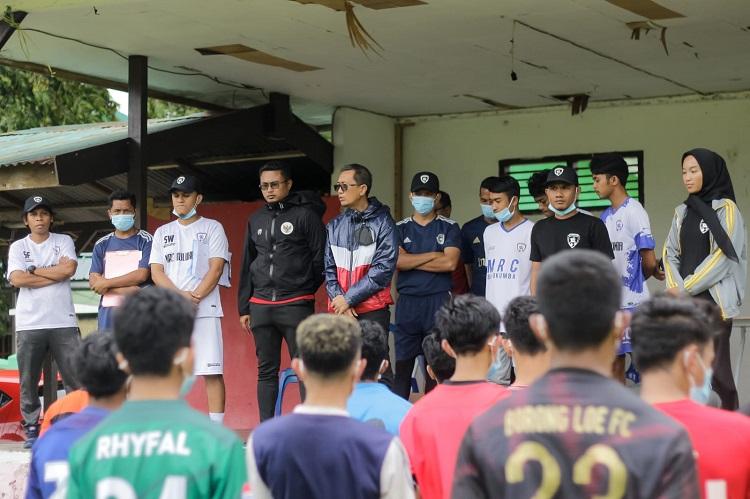 Seleksi Pemain Liga 3, MRC Fokus Cari Bibit Muda Bulukumba