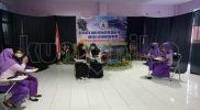 Mahasiswa Akbid Tahira Debat Soal Vaksin Covid 19 Menggunakan Bahasa Konjo dan Bugis