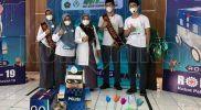 MAN 2 Makassar Ikut Kompetisi Asean Robotic Day 2021