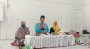 Halim Amsur dan Hj Nuraeni Sosialisasi Pentingnya Zakat di Wilayah BKPRMI Ujung Bulu