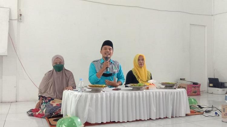 Sosialisasi zakat mal dan zakat profesi di Sekretariat DPD BKPRMI Kabupaten Bulukumba, Rabu (22/09/2021). Foto: Dokumentasi Istimewa