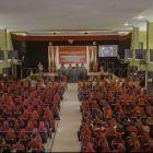 Proses Masa Ta'aruf dan Keakraban Mahasiswa Baru di Universitas Muhammadiyah Bulukumba. Foto: ADI