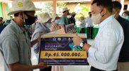 Ulu Ere dan Sinoa Berpotensi Panen Hingga 63 Ribu Ton Jagung