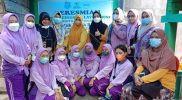 Pengabdian Mahasiswa Akbid Tahira kepada Masyarakat Lewat Penyuluhan Kesehatan