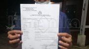 Diancam Warganya Menggunakan Pisau, Kades Bontomarannu Lapor Polisi