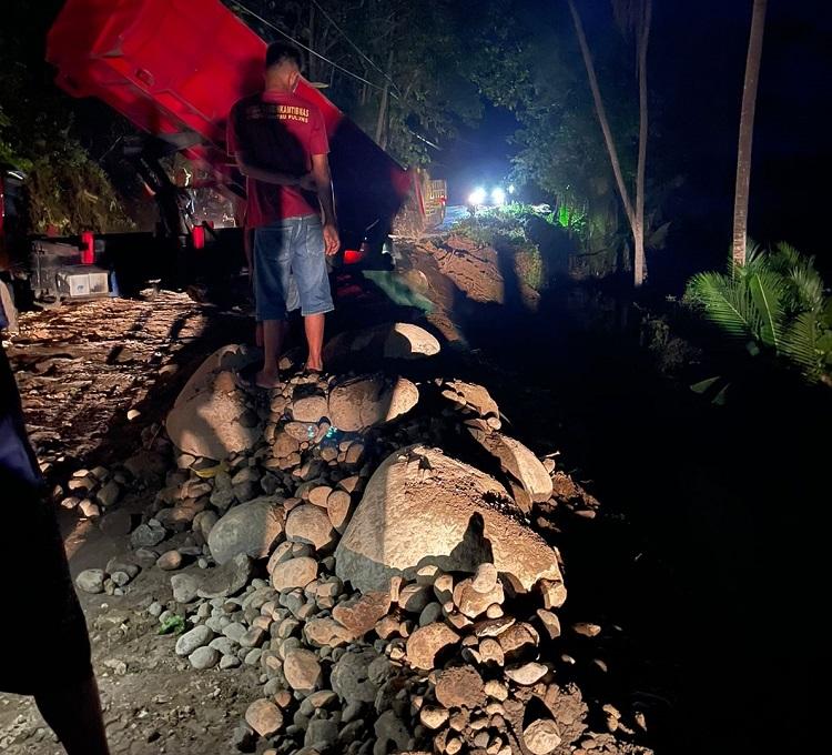 Nyaris Putus, APAB Bulukumba Segera Lakukan Pembenahan Jalan Penghubung Herlang-Bontotiro