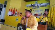 Dinilai Tak Bisa Tuntaskan Musda, Kader Golkar Desak DPP Copot Taufan Pawe