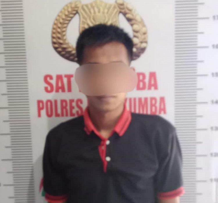 Satuan Narkoba Polres Bulukumba Menangkap Seorang Pelaku Pegedar Sabu. Foto: Dokumentasi Istimewa
