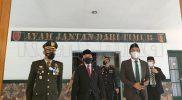 Peringati HUT TNI, Bupati Bantaeng Lepas Bantuan TNI ke Masyarakat