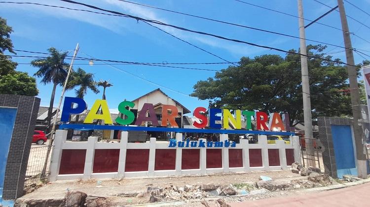Dinas Perdagangan akan Renovasi Pasar Sentral untuk Tingkatkan Kesejahteraan Pedagang. Foto: ADI