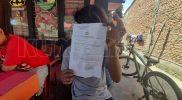 Pemukulan oleh OTK di A Mappanyuki