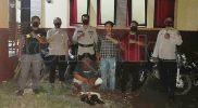 Penggerebekan Judi Sabung Ayam, 12 Unit Sepeda Motor Ditinggal Kabur Pemilik